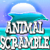 Animal Word Scramble