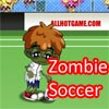Zombie soccer game  Allhotgame