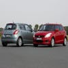 2 Suzuki Swift Cars