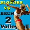 Blondes VS Brunettes2 Volleyball