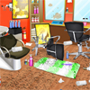 Beauty Parlour Clean Up